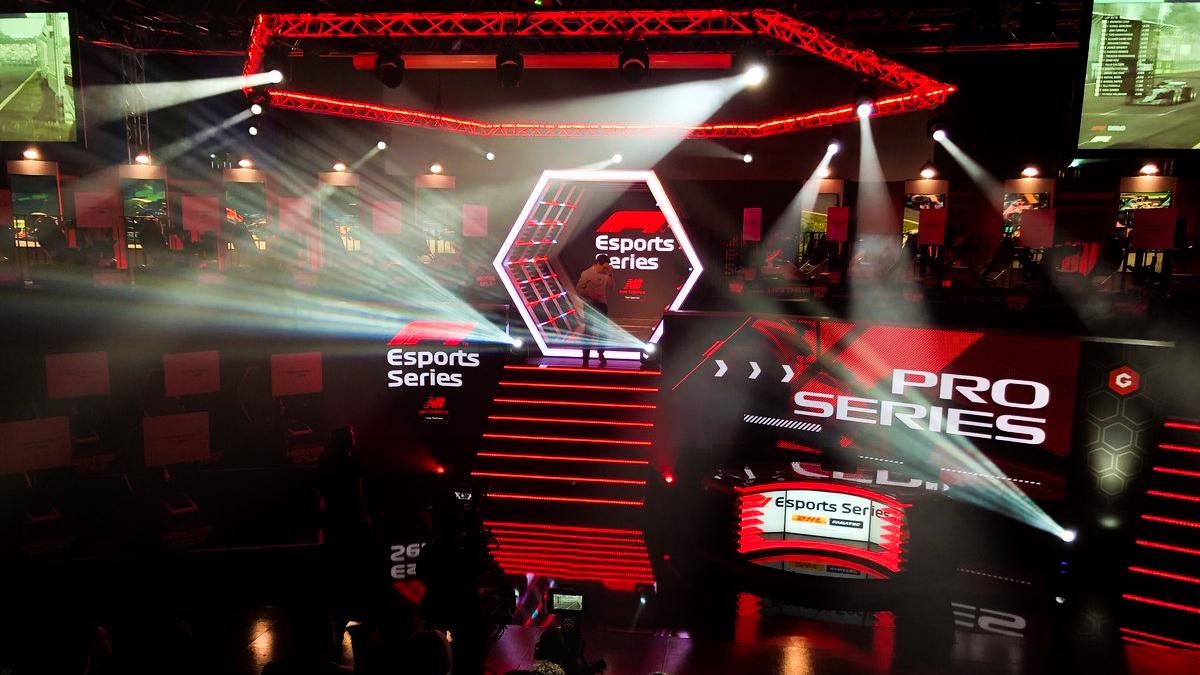 eForce India se bat dans la 2ème épreuve de F1 Esports Pro Series